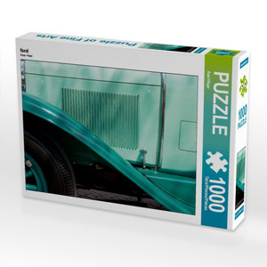 ford 1000 Teile Puzzle quer