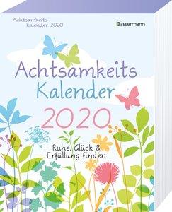 Achtsamkeitskalender 2020 - Abreißkalender