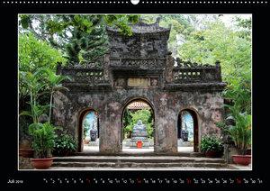 Vietnam - Land der Kontraste 2019 (Wandkalender 2019 DIN A2 quer