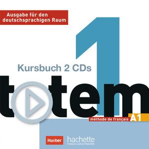 totem 01. 2 Audio-CDs zum Kursbuch