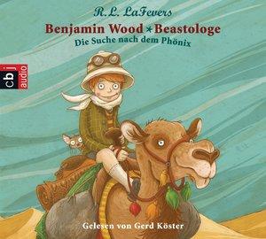 Benjamin Wood - Beastologe
