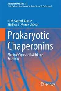 Prokaryotic Chaperonins