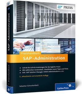 Praxishandbuch SAP-Administration
