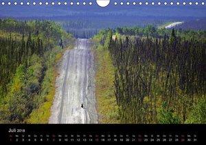 Alaska und Kanadas Westen
