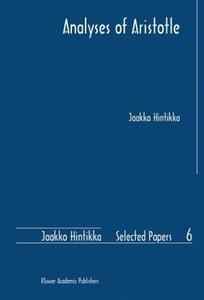 Analyses of Aristotle