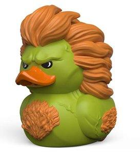 Street Fighter: TUBBZ Blanka, Cosplaying Ducks, Entenfigur, Samm