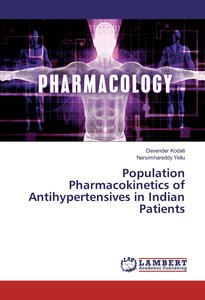 Population Pharmacokinetics of Antihypertensives in Indian Patie