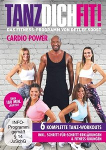 Tanz dich fit - Cardio Power