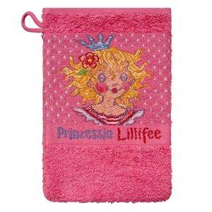 Dyckhoff Waschhandschuh Prinzessin Lillifee, 500 g/m², 17x23cm