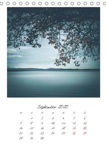 Rosenheim und Umgebung ... Landschaft genießen (Tischkalender 20