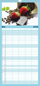 Kaffee-Pause Terminkalender - Familienplaner hoch