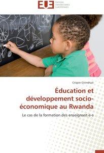 Éducation et développement socio-économique au Rwanda