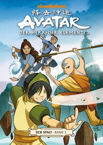 Avatar: Der Herr der Elemente Comicband 8