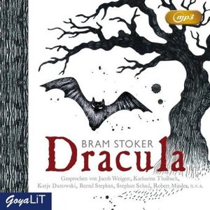 Dracula, 1 Audio-CD, MP3 Format