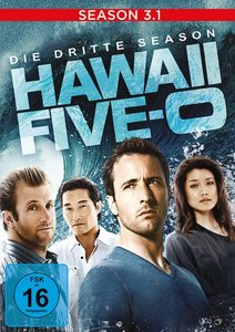 Hawaii Five-O (2010) - Season 3.1 (3 Discs, Multibox)
