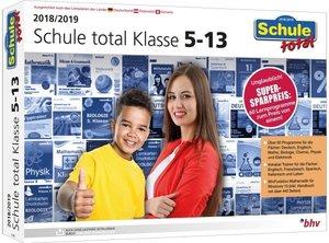 Schule total Klasse 5-13 2018/2019/CD-ROM