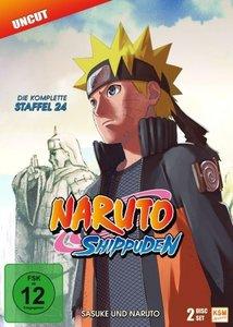 Naruto Shippuden - Staffel 24: Episode 690-699