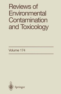 Reviews of Environmental Contamination and Toxicology