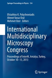International Multidisciplinary Microscopy Congress