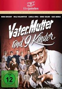 Vater, Mutter und neun Kinder, 1 DVD