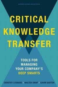 Critical Knowledge Transfer