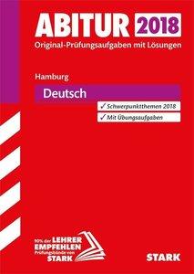 Abiturprüfung Hamburg 2018 - Deutsch