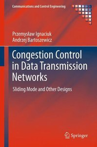 Congestion Control in Data Transmission Networks