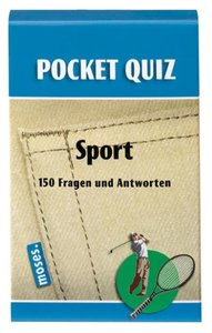 Sport. Pocket Quiz
