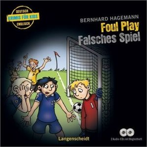 Foul Play - Falsches Spiel 2 Audio-CDs mit Begleitheft