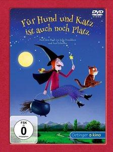 Für Hund und Katz ist auch noch Platz (DVD)