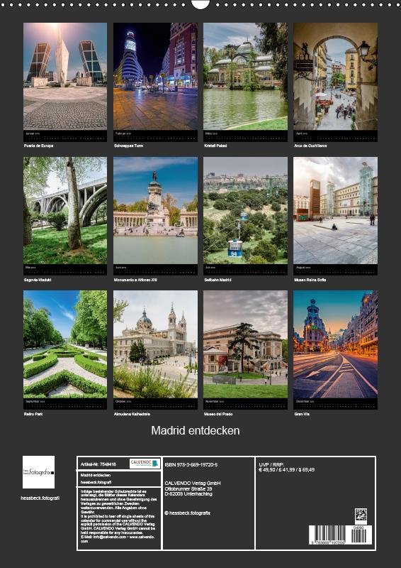 Madrid entdecken - zum Schließen ins Bild klicken