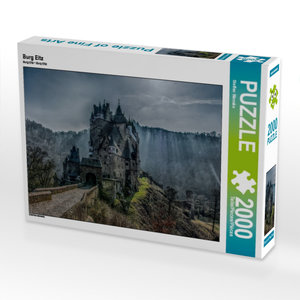 Burg Eltz 2000 Teile Puzzle quer