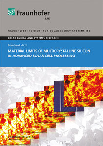 Material Limits of Multicrystalline Silicon in Advanced Solar Ce