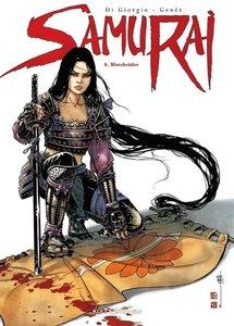 Samurai 08: Blutsbrüder