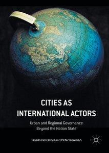 Cities as International Actors