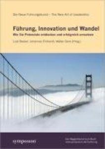 Führung, Innovation und Wandel