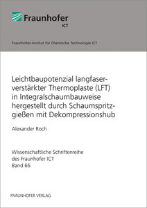Leichtbaupotenzial langfaserverstärkter Thermoplaste (LFT) in In