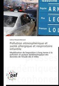 Pollution atmosphérique et santé allergique et respiratoire infa