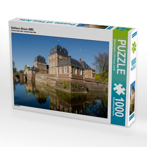 Schloss Ahaus (MB) 1000 Teile Puzzle quer