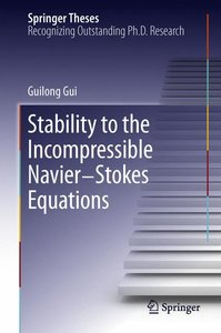 Stability to the Incompressible Navier-Stokes Equations