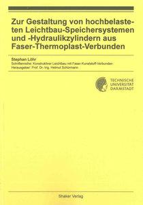 Zur Gestaltung von hochbelasteten Leichtbau-Speichersystemen und