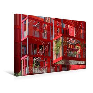 Premium Textil-Leinwand 45 cm x 30 cm quer Version Rubis im Parc