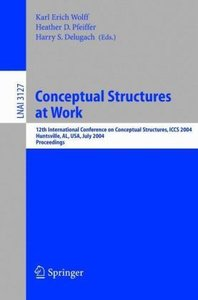 Conceptual Structures at Work
