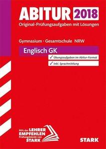 Abiturprüfung Nordrhein-Westfalen - Englisch GK