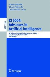 KI 2004: Advances in Artificial Intelligence