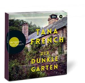 Der dunkle Garten, 3 Audio-CDs, MP3 Format