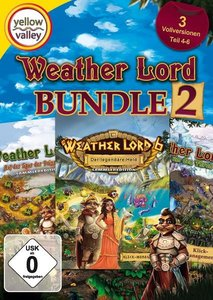 Yellow Valley: WEATHER LORD BUNDLE 2