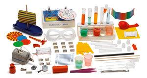 Schülerlabor Grundschule 3. - 4. Klasse