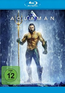 Aquaman, 1 Blu-ray