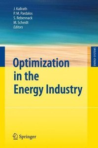 Optimization in the Energy Industry